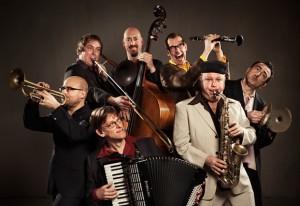 Amsterdam-klezmer-band